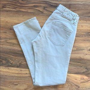 Men's RVCA khaki Pants size 28